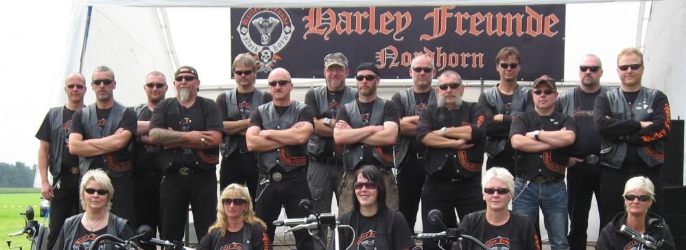 Harley Freunde Nordhorn